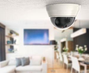 dome cctv camera installation
