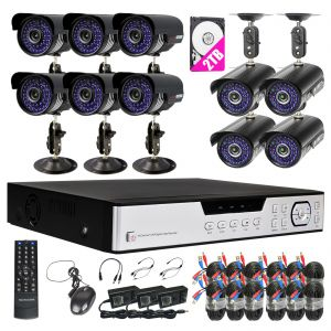 cctv dvr and nvr dubai